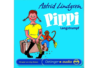 Regine Lamster - Pippi Langstrumpf - (CD)