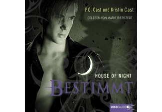 House of Night 09: Bestimmt - (CD)