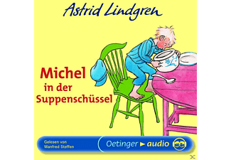 Manfred Steffen - Michel in der Suppenschüssel - (CD)