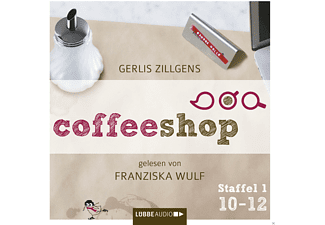 Coffeeshop 1.10-1.12 - (CD)
