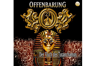 Offenbarung 23 - Der Fluch des Tutanchamun - 1 CD - Science Fiction/Fantasy