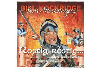 Bill Mockridge - Rostig, rostig... trallalallala - (CD)