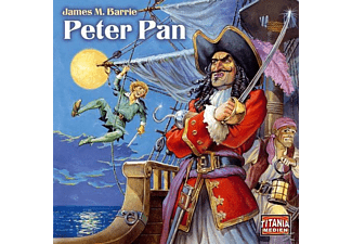 Wilfried Herbst - Peter Pan - (CD)