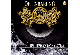 Offenbarung 23: Der Untergang der MS Estonia - 1 CD - Science Fiction/Fantasy