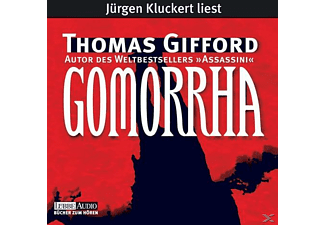 Gomorrha - 6 CD - Krimi/Thriller