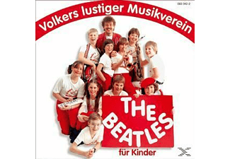 Diverse - Volkers lustiger Musikverein: The Beatles für Kinder [CD]