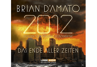 2012: Das Ende aller Zeiten - 8 CD - Science Fiction/Fantasy