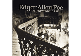 - Der entwendete Brief - (CD)
