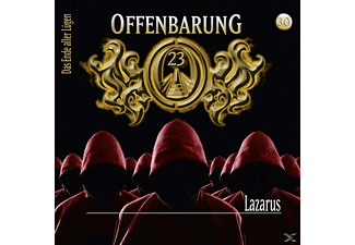 Offenbarung 23 - Lazarus - 1 CD - Science Fiction/Fantasy