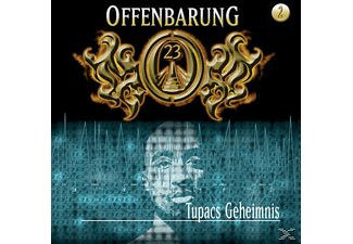 Offenbarung 23 - Tupacs Geheimnis - 1 CD - Science Fiction/Fantasy