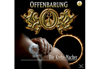 Offenbarung 23 - Die Krebs-Macher - 1 CD - Science Fiction/Fantasy