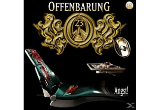 Offenbarung 23 - Angst! - 1 CD - Science Fiction/Fantasy