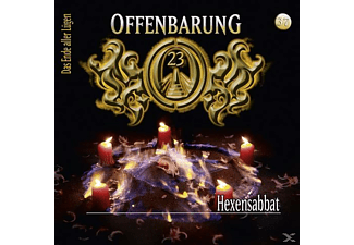 Offenbarung 23 - Hexensabbat - 1 CD - Science Fiction/Fantasy