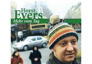 Horst Evers - Mehr vom Tag - (CD)