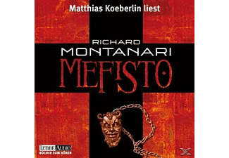 Mefisto - 6 CD - Krimi/Thriller