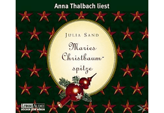 Maries Christbaumspitze - (CD)