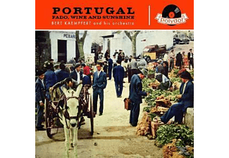 Bert Kaempfert - Portugal-Fado, Wine & Sunshine - (CD)