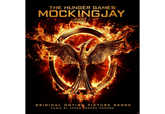 James Newton Howard - Die Tribute Von Panem-Mockingjay Teil 1 (Score) [CD]