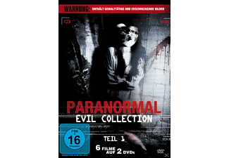 PARANORMAL EVIL COLLECTION 1 [DVD]