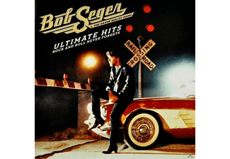 Bob Seger & The Silver Bullet - ULTIMATE HITS - ROCK AND ROLL NEVER FORGETS [CD]