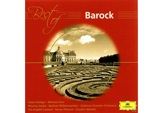 VARIOUS, Pinnock/Kubelik/Tec/ - BEST OF BAROCK - (CD)