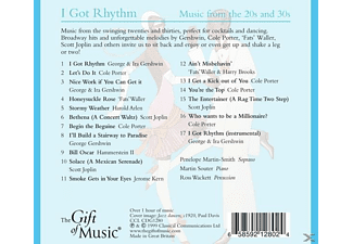 Various - I Got Rhythm - Music From The 20s And 30s [CD]
