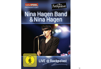 Nina Hagen - LIVE AT ROCKPALAST (KULTURSPIEGEL EDITION) [DVD]