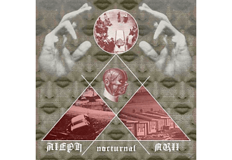 Aleph Null - Nocturnal - (Vinyl)