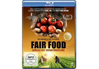 FAIR FOOD [Blu-ray]