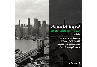 Donald Byrd - At The Half Note Cafe 1 - (CD)