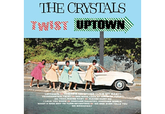 The Crystals - Crystals Twist Uptown - (CD)
