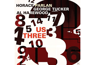 Horace Parlan - Us Three - (CD)