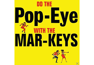 The Mar-Keys - Do The Pop-Eye With The - (CD)