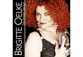 Brigitte Oelke - The Private Session [CD]