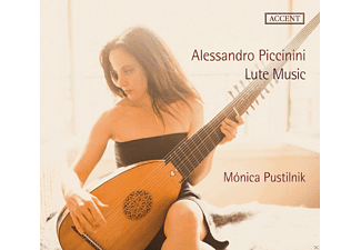 Pustilnik Monica - Lute Music - (CD)