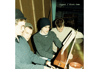 Fugazi - First Demo - (LP + Download)