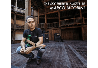 Marco Iacobini - The Sky There'll Always Be - (CD)