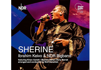Ibrahim Keivo, The Ndr Big Band - Sherine - (CD)