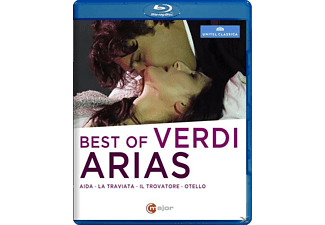 Diverse Opernsänger - Best Of Verdi Arias [Blu-ray]
