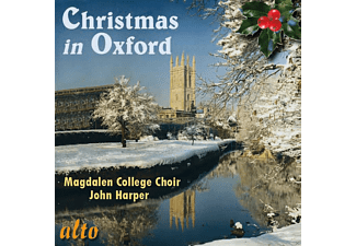 Choir Of Magdalen College - Christmas Carols From Oxford [CD]