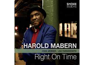 Harold Mabern, John Webber, Joe Farnsworth - Right On Time - (CD)