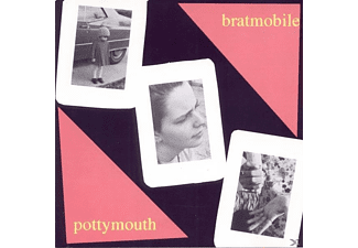 Bratmobile - Pottymouth - (Vinyl)