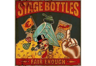 Stage Bottles - Fair Enough - (LP + Download)