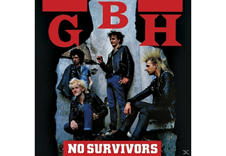 Gbh - No Survivors [Vinyl]