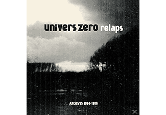 Univers Zero - Relaps/Archives 1984-86 - (Vinyl)