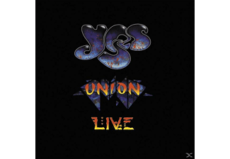 Yes - Union Live (Deluxe Hardcover Editio - (Vinyl)