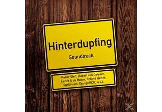 Various - Hinterdupfing - Soundtrack - (CD)