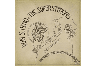 Ron S.& The Superstitions Peno - Anywhere And Everything Is Bright - (Vinyl)