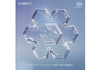 New York Polyphony - SING THEE NOWELL - (SACD Hybrid)