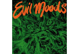 Movie Star Junkies - Evil Moods - (LP + Bonus-CD)
